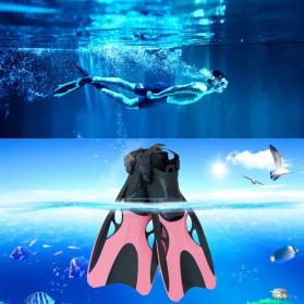 Kaki Katak Swimming Fin Diving Size 42-47 - WJ0314 - Blue - 4
