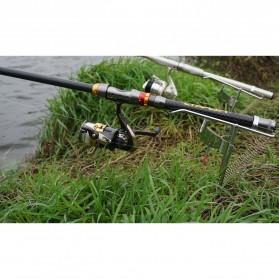 Bracket Joran Pancing Ikan Automatic Fishing Pole Rod Mount - JS-27738A - 6