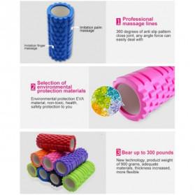Rumble Roller Foam Yoga - H00310926 - Orange - 4