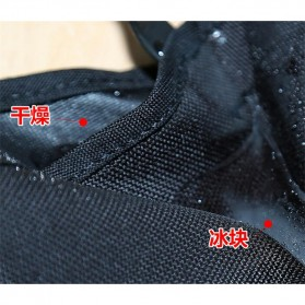 Tuban Gear Cover Betis Kaki Sepatu SKI Hiking Climbing Size XL - Black - 4