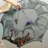 Aksesoris Pancing Lainnya - Jaring Pancing Ikan Hexagonal 8 Hole Fishing Net Trap Cage