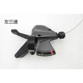 Shimona Altus Speed Shifter Trigger Sepeda 9 Speed 2 PCS - SL-M370 - Black - 2