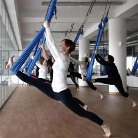 Anti Gravity Swing Yoga Hammock 5M - Blue - 3