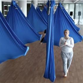 Anti Gravity Swing Yoga Hammock 5M - Blue - 4