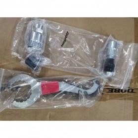 TaffSPORT 3 in 1 Repair Kit Rantai Sepeda - BT2919 - Silver - 6