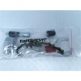 TaffSPORT 3 in 1 Repair Kit Rantai Sepeda - BT2919 - Silver - 8