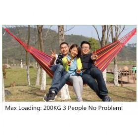 Hammock Outdoor Camping Sleeping Bag - YI100115 - Blue - 9