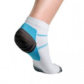 Kaos Kaki Anti Fatigue Plantar Compression Socks - Blue - 2
