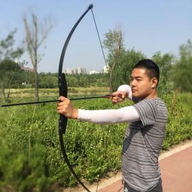 Busur Panah Powerful Recurve Archery Bow 40 LBS - 36215 - Black - 10