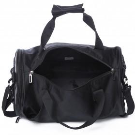 Tas Gym Fitness Duffel Bag - FL0011 - Black - 3