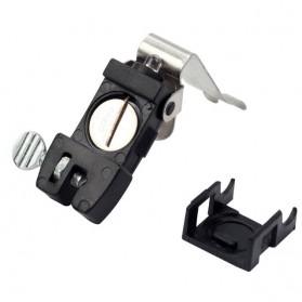 Lampu Rem Sepeda V Mini Waterproof - Black - 2