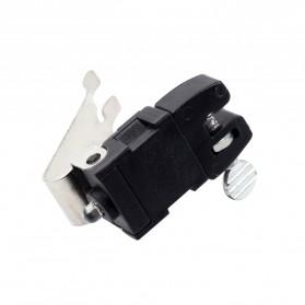 Lampu Rem Sepeda V Mini Waterproof - Black - 5