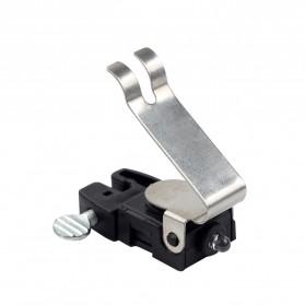 Lampu Rem Sepeda V Mini Waterproof - Black - 7
