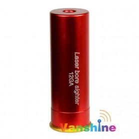 Red Laser Bore Sighter Shotgun 12GA - Red - 5