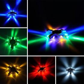 Lampu LED Roda Sepeda RGB Colorful 13 Modes Bike Light - A108 - Multi-Color
