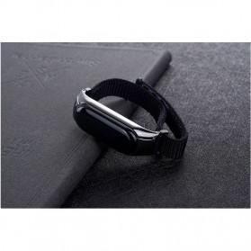 Strap Watchband Nylon for Xiaomi Mi Band 3 - CBXM301 - Black - 3