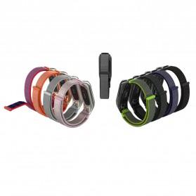 Strap Watchband Nylon for Xiaomi Mi Band 3 - CBXM301 - Black - 6