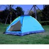 Double Layer Door Camping Tent / Tenda Camping - ZP32750 (OBRAL) - Blue