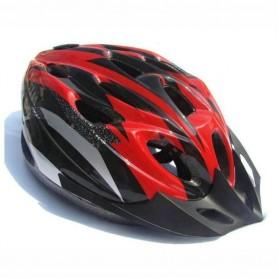 PHMAX Helm Sepeda EPS Foam PVC - x31 (OBRAL / DEFECT) - Red/Black