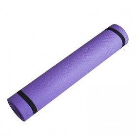 DEDOMON Karpet Pilates Yoga Mat Anti-skid - EDD276 - Purple