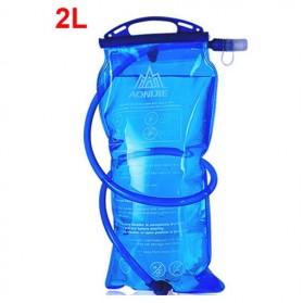 Aonijie Water Bladder Hydration Bag 2L (backup) - Blue