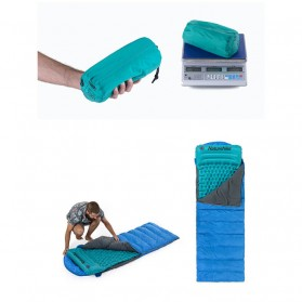 Naturehike Kasur Matras Angin untuk Sleeping Bag - NH17T024-T - Blue - 4