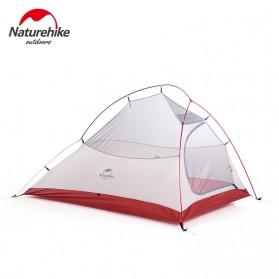 NatureHike CloudUp Tenda Camping Ultralight Hiking Tent - NH15T002 - Gray - 2