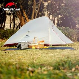 NatureHike CloudUp Tenda Camping Ultralight Hiking Tent - NH15T002 - Gray - 3