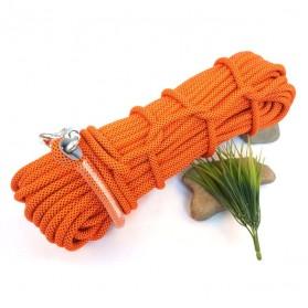 NTR Tali rappelling Safety Climbing Rope 10 Meter - E203950 - Orange - 4