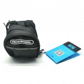 Roswheel Tas Sepeda Bike Waterproof Bag - ZSW0029 - Black - 3