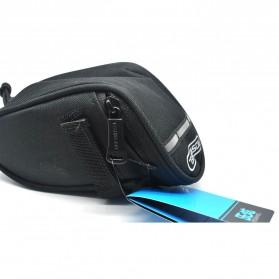 Roswheel Tas Sepeda Bike Waterproof Bag - ZSW0029 - Black - 4