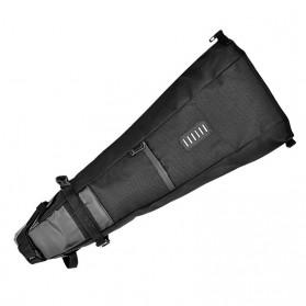 SAHOO Tas Sadel Sepeda Bicycle Waterproof Bag 10L - 131414-B - Black - 6
