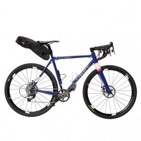 SAHOO Tas Sadel Sepeda Bicycle Waterproof Bag 10L - 131414-B - Black - 3
