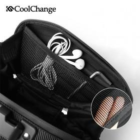CoolChange Tas Jok Sepeda Reflective Seat Tail Bag Waterproof - 12025 - Black - 3