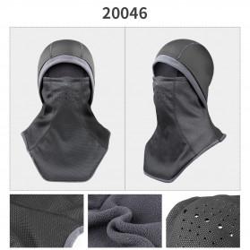CoolChange Masker Full Face Balaclava Thermal Warm & Windproof Cycling Mask - 20046 - Black - 2