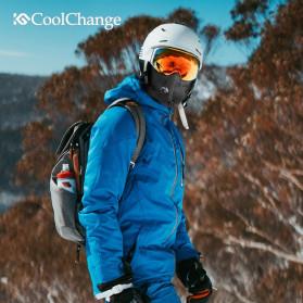 CoolChange Masker Full Face Balaclava Thermal Warm & Windproof Cycling Mask - 20046 - Black - 6