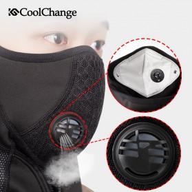 CoolChange Masker Full Face Balaclava Thermal Warm & Windproof Cycling Mask - 20045 - Black - 2