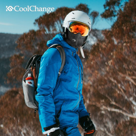 CoolChange Masker Full Face Balaclava Thermal Warm & Windproof Cycling Mask - 20045 - Black - 9