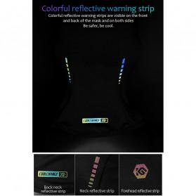 CoolChange Masker Full Face Balaclava Thermal Warm & Windproof Cycling Mask - 20054 - Black - 4