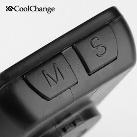 CoolChange Computer Speedometer Sepeda Wireless Odometer LED Monitor - 5702701 - Black - 7