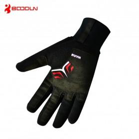 BOODUN Sarung Tangan Sepeda Motor - Size XL - Black - 3