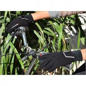 BOODUN Sarung Tangan Sepeda Motor - Size XL - Black - 7