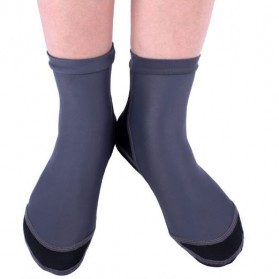Dive&Sail Kaos Kaki Selam Scuba Diving Socks Size S - Black