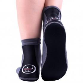 Dive&Sail Kaos Kaki Selam Scuba Diving Socks Size M - Black - 2