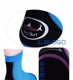 Dive&Sail Kaos Kaki Selam Scuba Diving Socks Size M - Black - 3