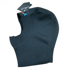 Dive&Sail Hood Scuba Diving Snorkeling Ultrathin Neoprene - Size S - Black