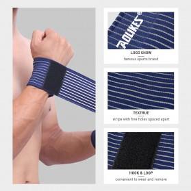 AOLIKES Pelindung Pergelangan Tangan Wrist Support Fitness Olahraga - 1526 - Black - 2