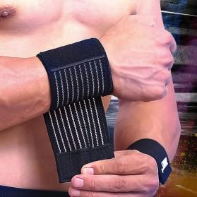 AOLIKES Pelindung Pergelangan Tangan Wrist Support Fitness Olahraga - 1526 - Black - 5