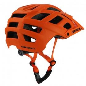 CAIRBULL Helm Sepeda MTB Trail XC EPS Foam - Orange - 2