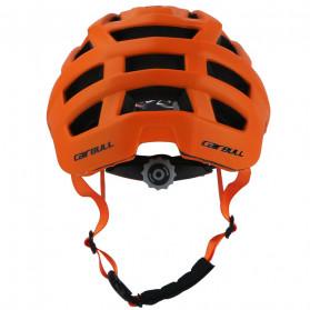 CAIRBULL Helm Sepeda MTB Trail XC EPS Foam - Orange - 3